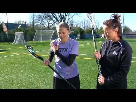 Stick Protection While Running- STX Professional Trainer