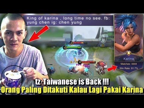 The Legend Of Karina Is Back | Orang Yang Paling Di Takuti Kalau Lagi Pakai Karina