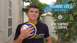 Volleyball - How to improve ball control 1