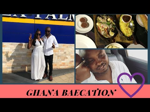 TRAVEL VLOG : BEST VACATION EVER (GHANA TRIP)