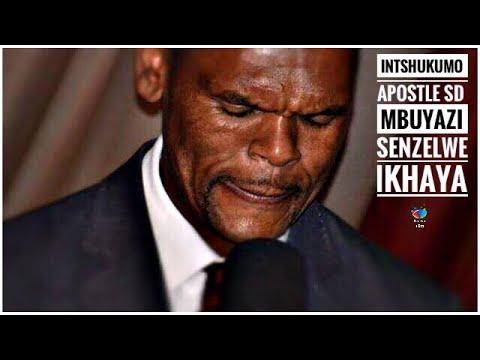 Download INTSHUKUMO (Apostle SD Mbuyazi) Senzelwe iKhaya