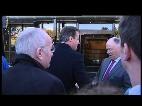 David Cameron refuses to answer questions on Coulson