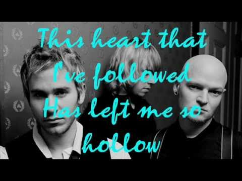 Falling In By Lifehouse with lyrics