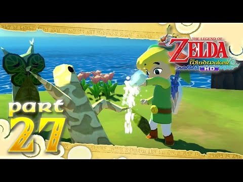 The Legend of Zelda: The Wind Waker HD - Part 27 - Withered Deku Trees