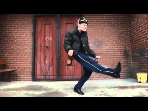 Drunk Russian Dance