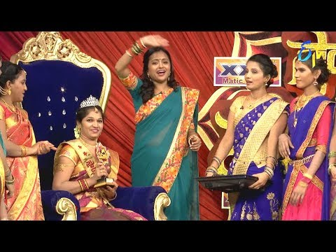 Star Mahila | 12th June 2018 | Full Episode | ETV Telugu