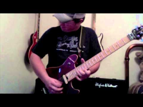 Dirty Laundry Eagles Guitar Cover