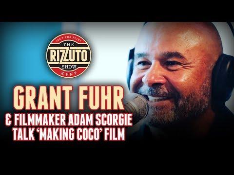 Grant Fuhr, Chris Kerber & filmmaker Adam Scorgie talk 'Making Coco' [Rizzuto Show]