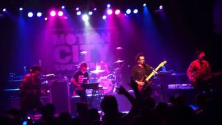 Motion City Soundtrack-Hello Helicopter Live at Irving Plaza 4x2x7 9/10/11