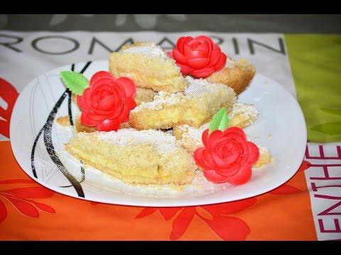 Рецепт Песочный пирог Лимонник (выпечка без яиц)