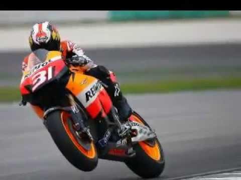 BRUCE W- BEGINS moto GP 2010.