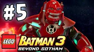LEGO BATMAN 3 - BEYOND GOTHAM - LBA - EPISODE 5 (HD)