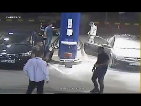 На бензиностанция не се пуши
