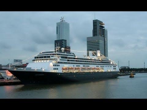 Dagelijkse belevenissen aan boord van de ms Rotterdam.