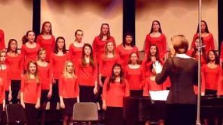 Daar Kom Die Alibama (Alabama) - Choralaires 2011-03-23
