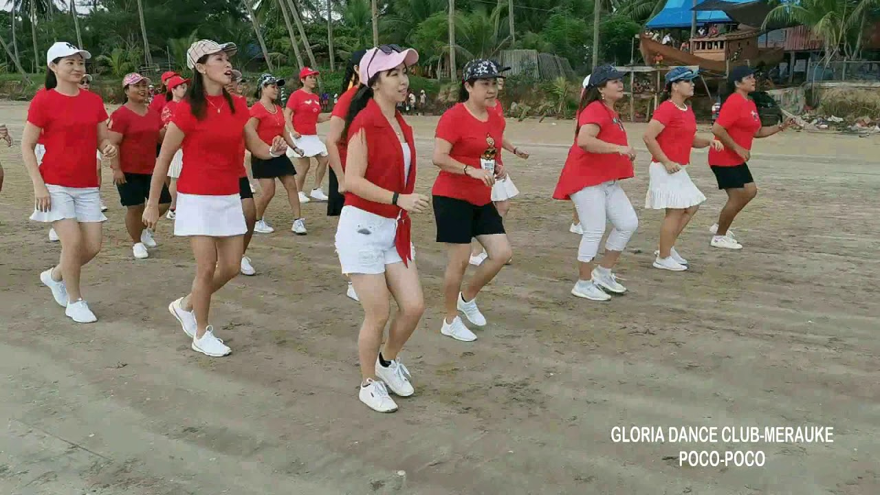 JFLOW POCO POCO/LINE DANCE/GDC MERAUKE PAPUA (INA)