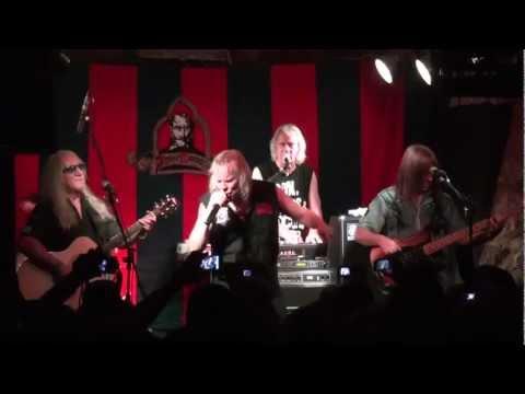 Uriah Heep - concert in Lviv 12.10.2012