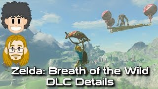 Zelda: Breath of the Wild Master Trial DLC Revealed - #CUPodcast