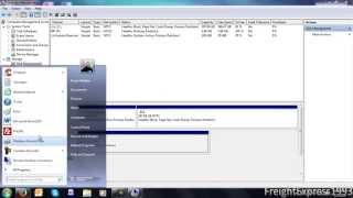 How To Format & Repair A USB Flash Drive Or Removable Disk Drive Using Disk Management On Windows 7
