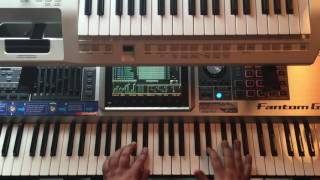 Risen Israel Houghton Cover Piano