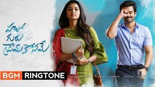 Hello Guru Prema Kosame BGM - Ringtone | Telugu Latest Ringtones Download