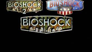 Bioshock 1,  2, and Infinite Remix(The Bioshock Legacy)   All Games