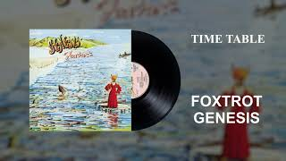 Genesis - Time Table (Official Audio)