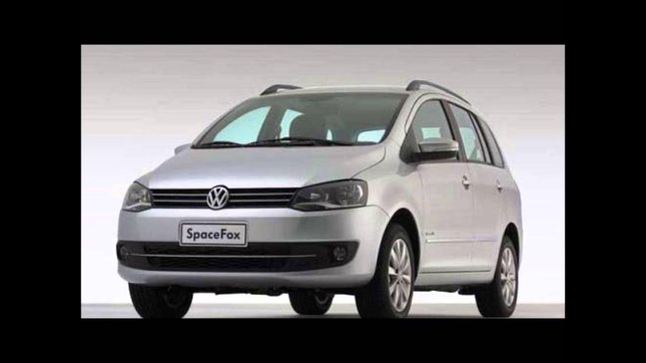 Fotos do Novo SpaceFox 2014 da Volkswagen - YouTube