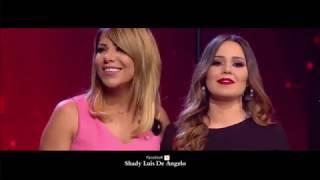 عرب ايدول كوثر براني وداليا سعيد يغنون للفنانة شادية و دخولهم منطقة الخطر Arab Idol 2017