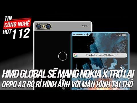 HMD Global Sẽ Mang Nokia X Trở Lại | Tin Công Nghệ Hot Số 112