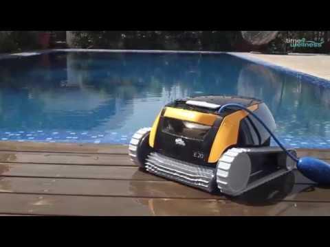 Dolphin E20 Poolroboter Kurzanleitung | time4wellness