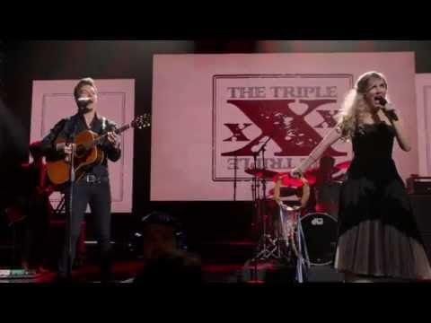 "Scarlett (Clare Bowen), Gunnar (Sam Palladio), Avery (Jonathan Jackson) Sing ""My Song"" - Nashville"