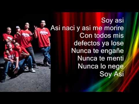Adan Zapata//soy Asi (mente En Blanco)   YouTube