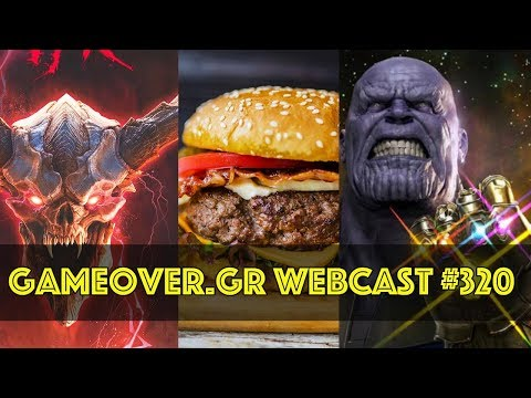GameOver Webcast #320