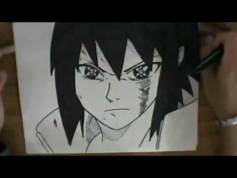 How do Draw Itachi Mangekyou Sharingan - YouTube |Itachi Mangekyou Sharingan Drawing