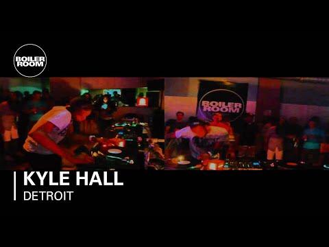 Kyle Hall 35 min Boiler Room Detroit DJ Set