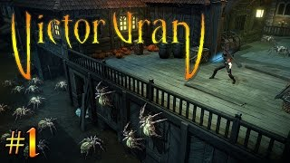 Victor Vran Gameplay - Introduction (Let's Play EP1 )