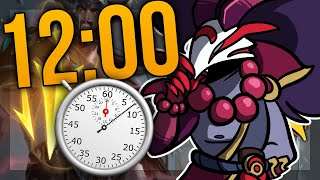 SPEEDRUN DEL LOL, ACABAMOS EN 12 MINUTOS CON TRYNDAMERE (ft @Gatita Mimosa)- League of Legends