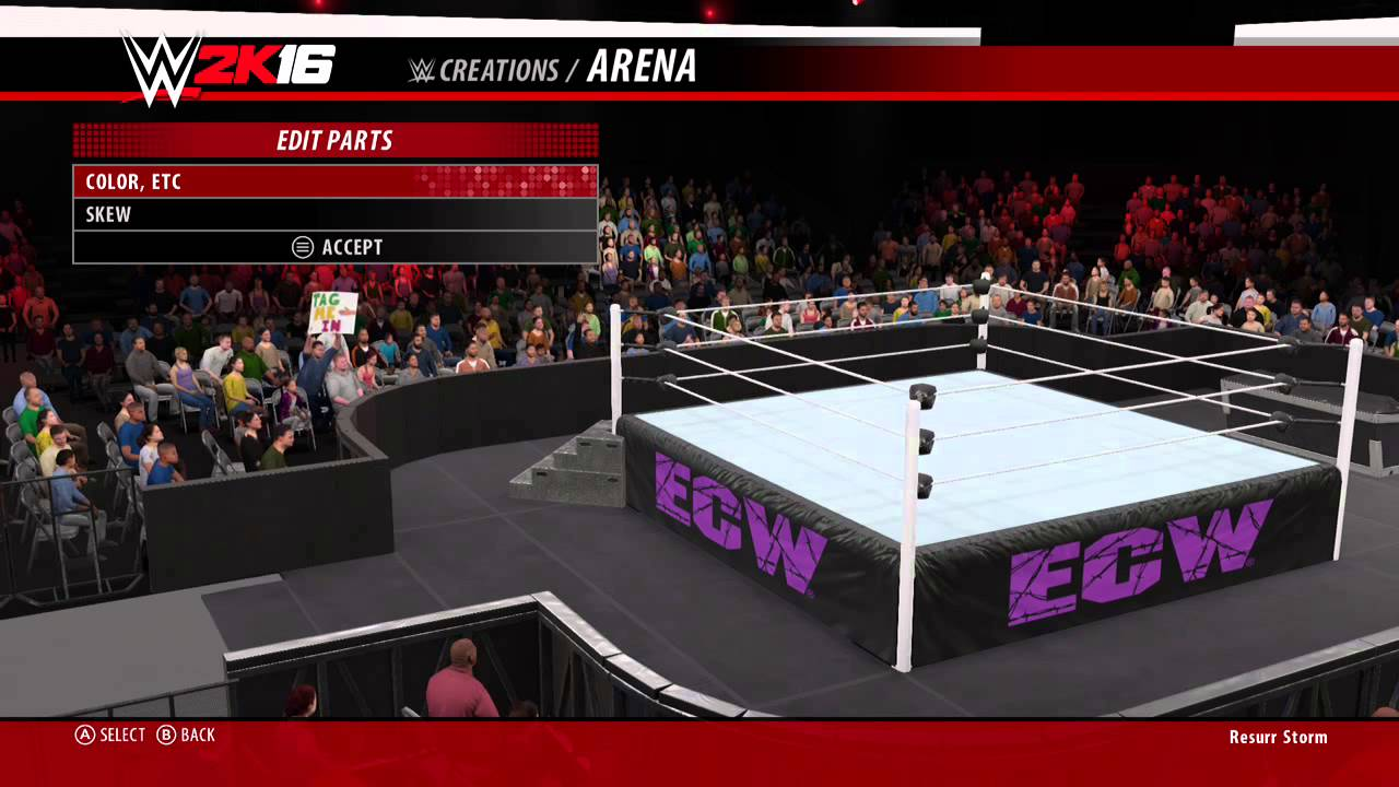 wwe 2k16 how to add custom pictures