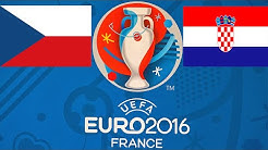 FIFA 16 EM-PROGNOSE #20 - TSCHECHIEN : KROATIEN (NIEDERLANDE)