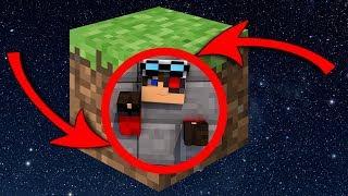 МИР НА 98% СОСТОЯЩИЙ ИЗ ЗЕМЛИ! СТРОИМ КРАСИВЫЙ ПАРК! Minecraft