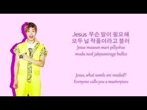 Her - Block B Colour Coded Lyrics (HAN/ROM/ENG)