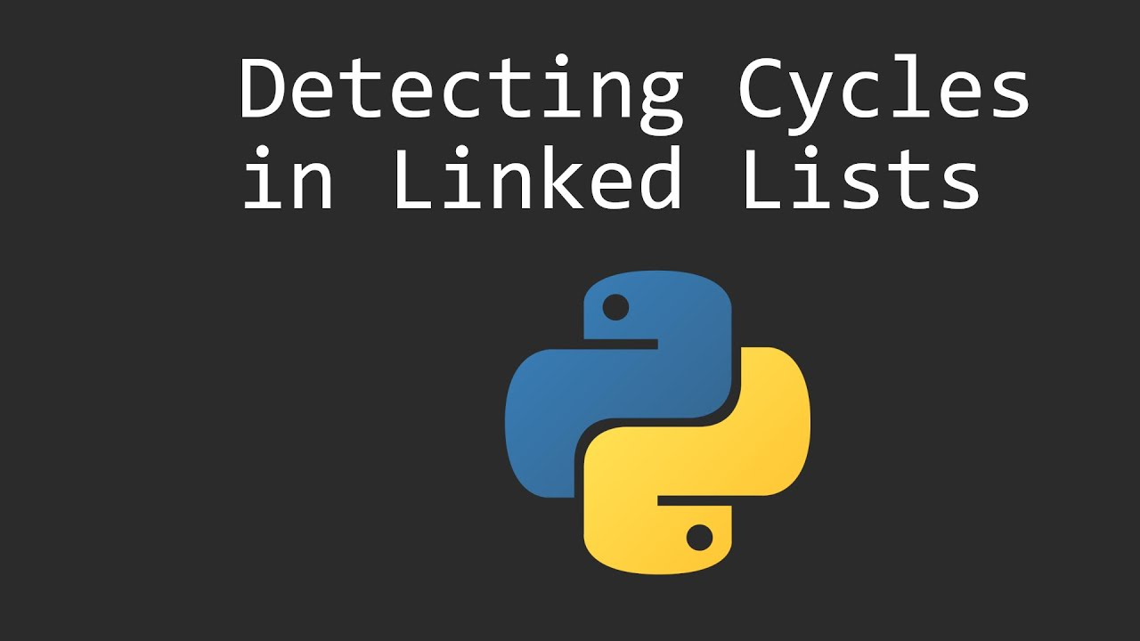 Detecting Cycles in Linked Lists Using the Tortoise and Hare Algorithm