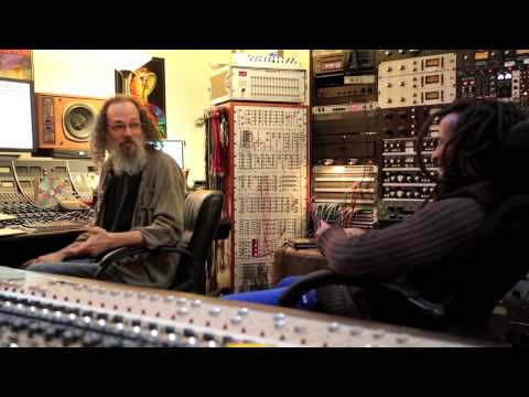 Ziggy Marley - The Making of 'Fly Rasta'