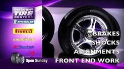 Discount Tire Centers - AZUSA