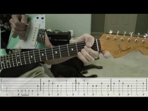 Addams Family Theme Song with Tabs