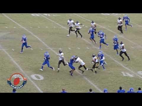 Robert Chesson: Crazy 97 yard touchdown run
