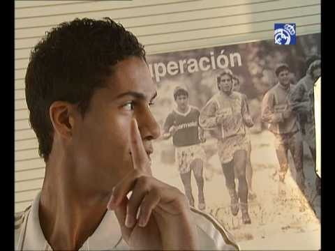 Rafael Varane: the future of Real Madrid's defence