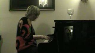 Ruby Tuesday - Rolling Stones / Melanie (Cover, piano instrumental)
