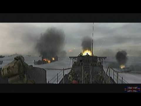 Call of Duty 2 Big Red One - France, Mission 9 [1/3]